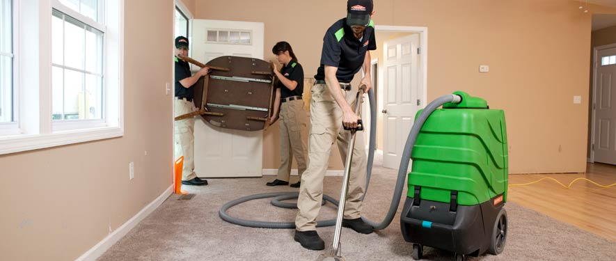 Matthews, NC residential restoration cleaning